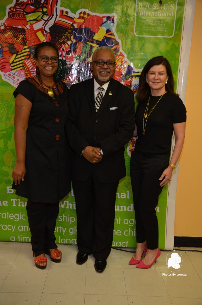 BASICS International and The Thomas White Jr Foundation Three
